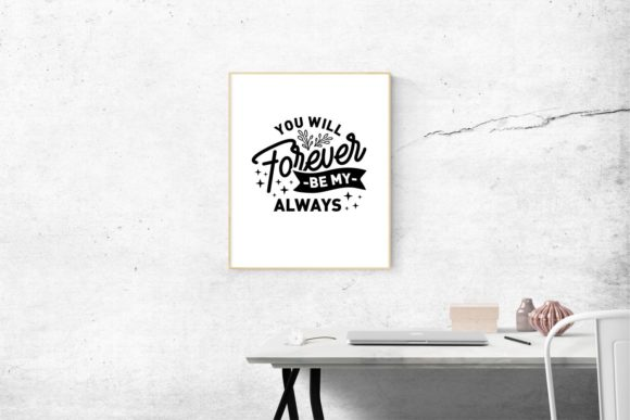 Romantic and Love Quotes SVG Bundle - Love and Romantic Quotes SVG Bundle Graphics 7433873 14 580x387