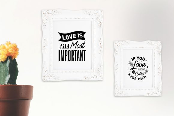 Romantic and Love Quotes SVG Bundle - Love and Romantic Quotes SVG Bundle Graphics 7433873 15 580x387