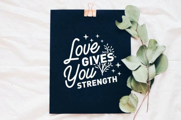 Romantic and Love Quotes SVG Bundle - Love and Romantic Quotes SVG Bundle Graphics 7433873 4 580x387