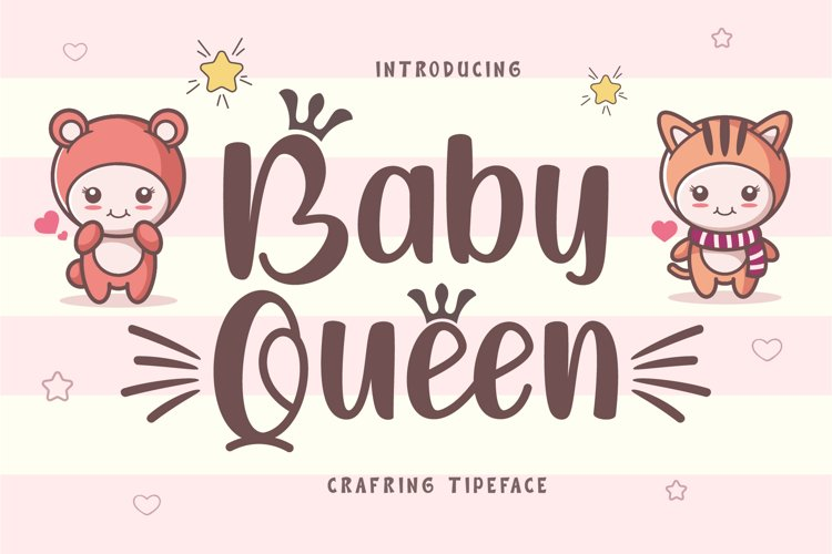 Baby Queen Image.