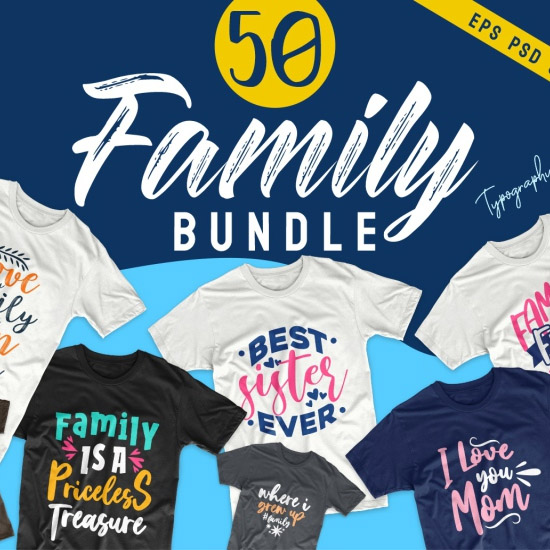 FAMILY QUOTES TSHIRT