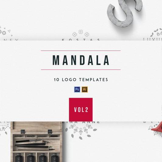 Mandala Logo Creator