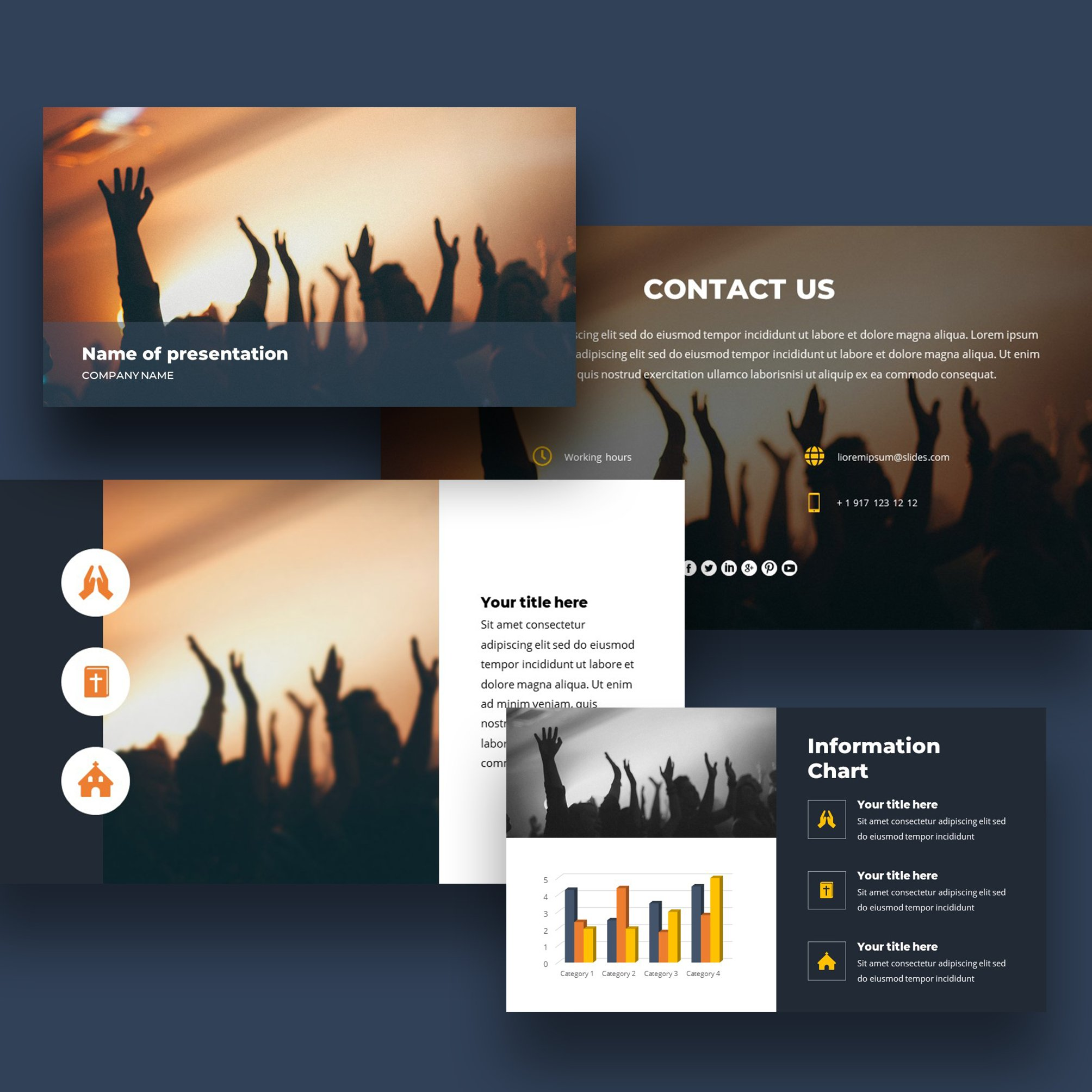 praise and worship powerpoint background