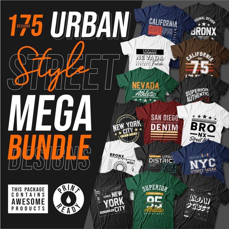 Urban Street Style T-shirt Designs