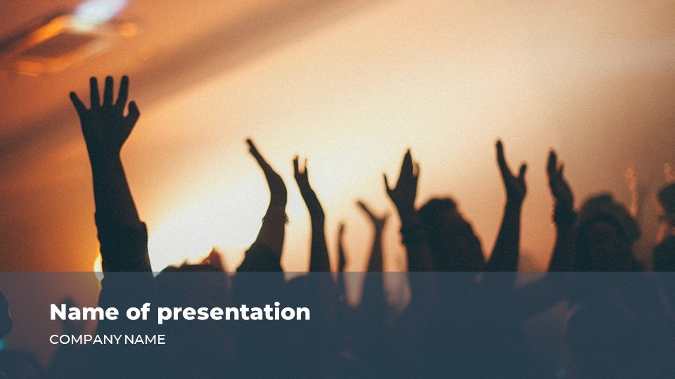Soul – Free Praise and Worship Powerpoint Background