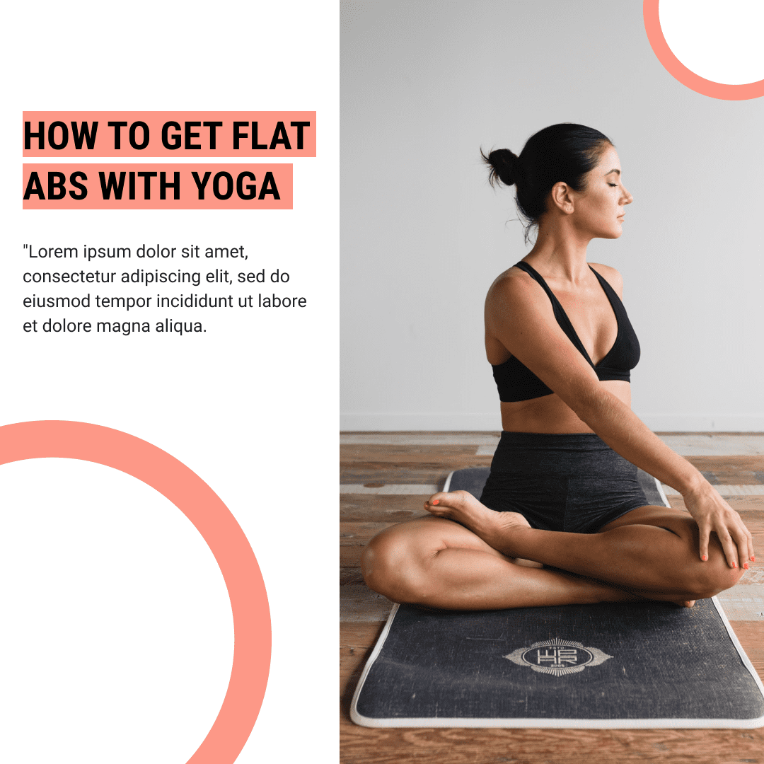 The main thing is to start and spread the yoga mat, then put on shorts, like this girl, and you will not even notice how you start doing asanas.