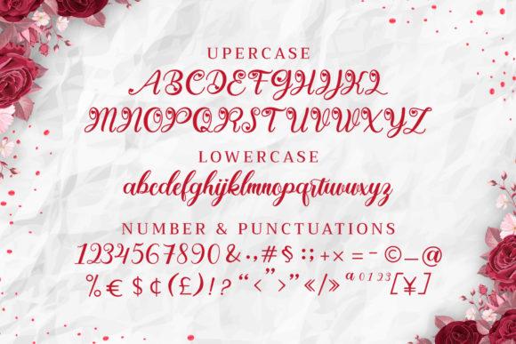 Berllina Love Sculpture Font. Cover image.