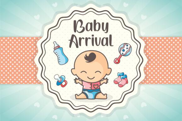 Baby Queen Cartoon Font. Cover image.