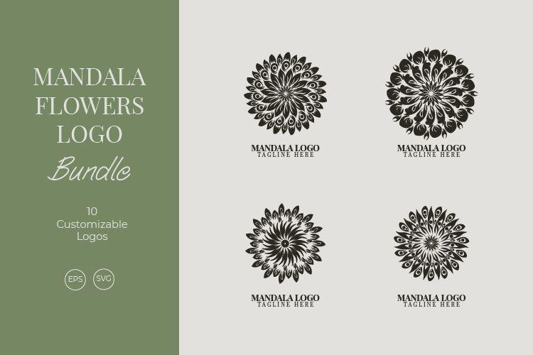mandala flower logo bundle svg masyafi studio 934332 1024x 2