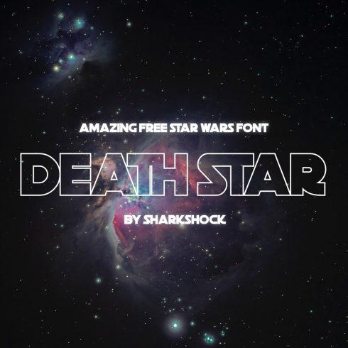 01 Amazing Free star wars font 1100х1100