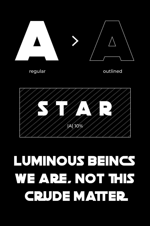 03 Amazing Free star wars font pinterest