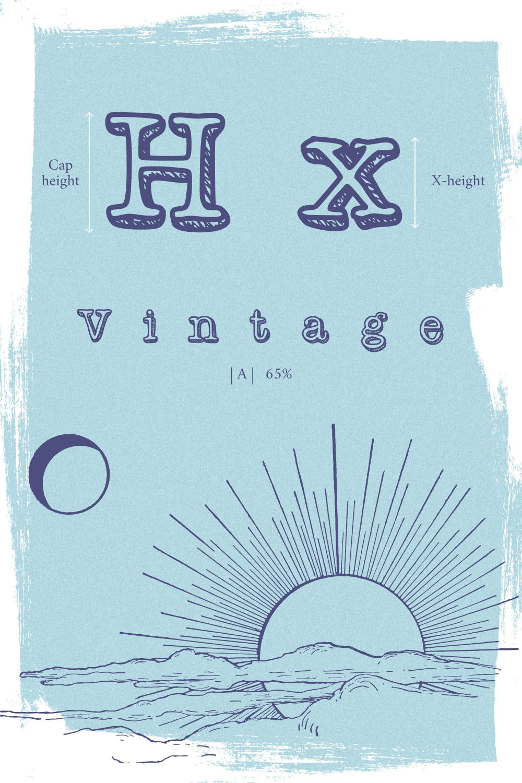 03 Free Retro vintage Font Pinterest