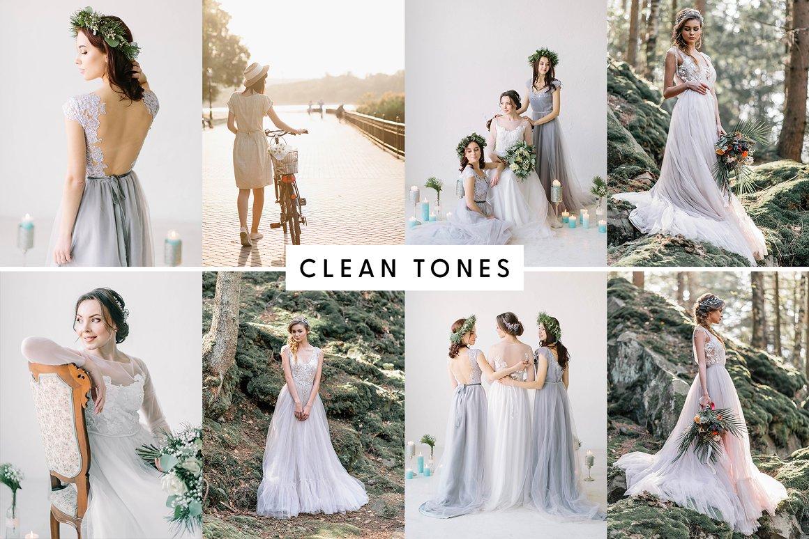 Photos for the wedding album.