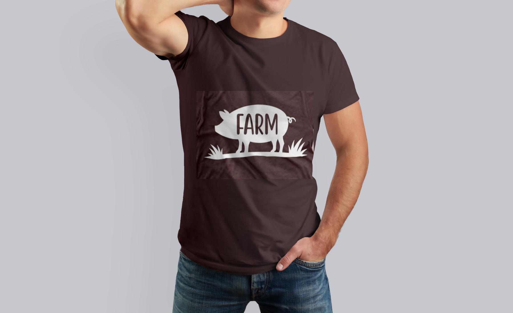 Farm House T Shirt Designs Bundle