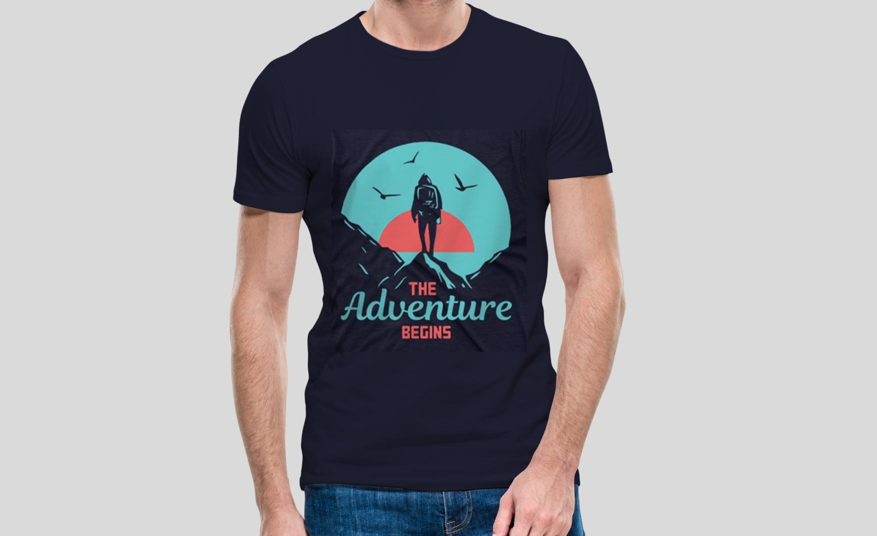 5 40 Editable Hiking T shirt Bundle Designs