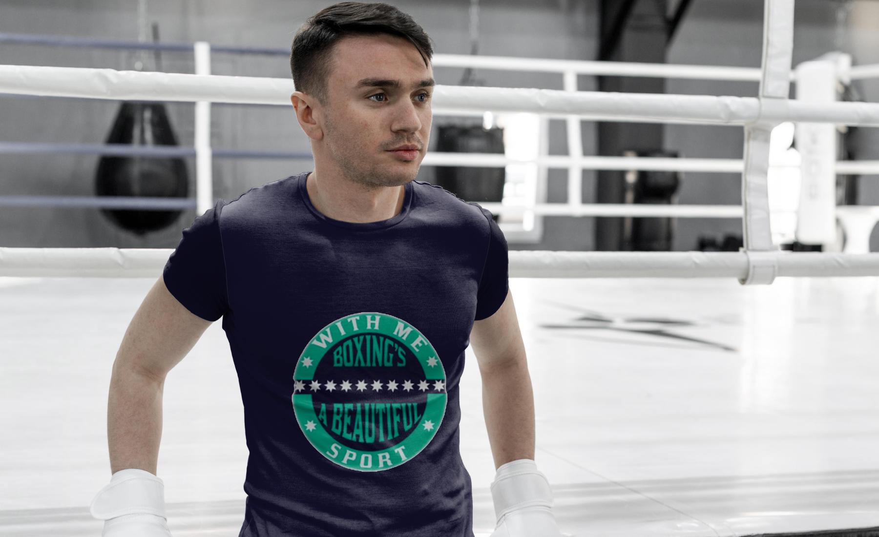 Boxer in Boxing T Shirt Designs Bundle