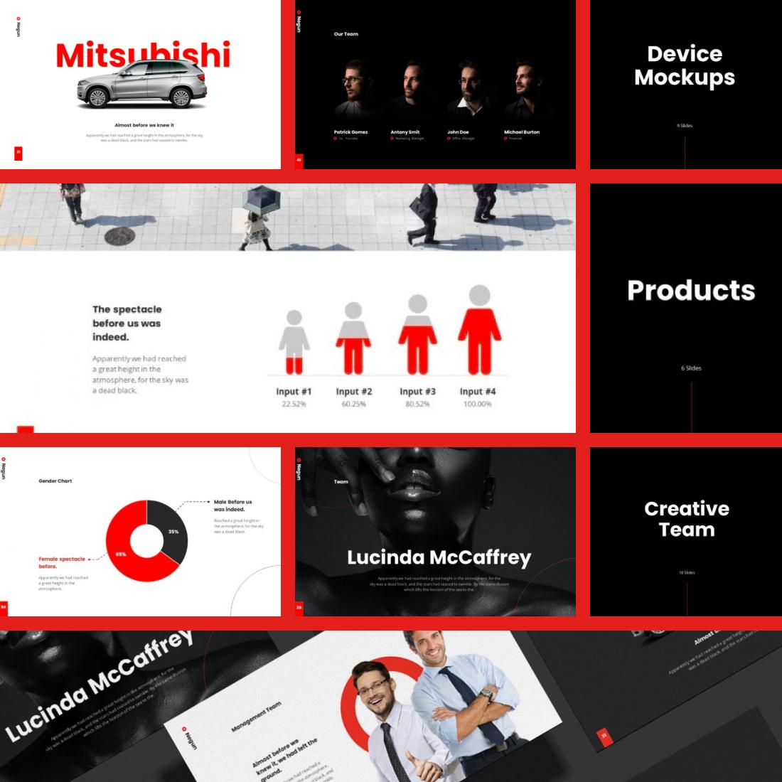 5.2 NEGUN – Presentation Infographics