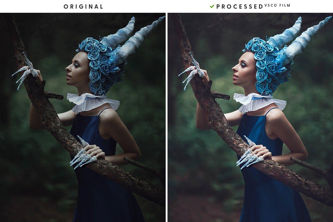 Art photoset with a vivid image.