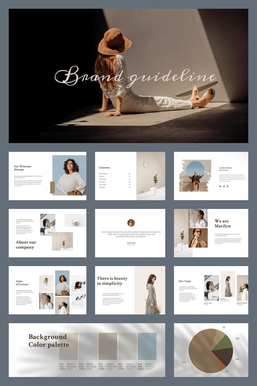 MERYLIN - Brand Guidelines - MasterBundles - Pinterest Collage Image.