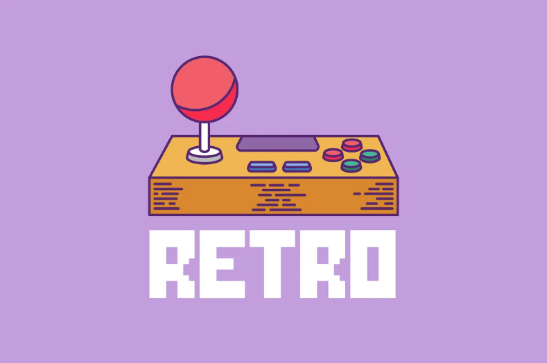 Perfect font for game in retro style.
