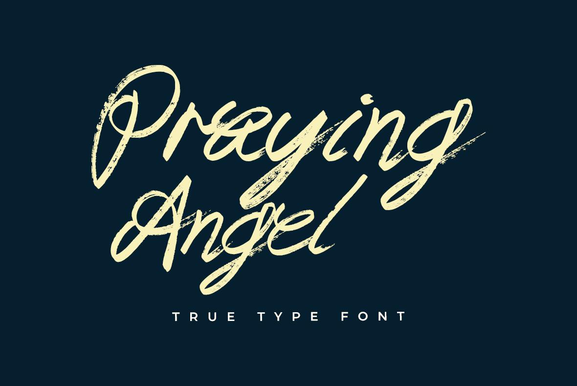 Elegant and luxury font.