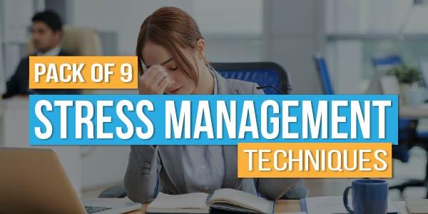 Stress Management Techniques Bundle
