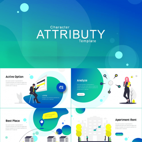 Presentation Attributy Character.