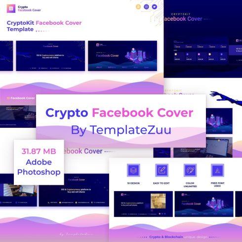 01 Crypto Facebook Cover 1100x1100 1