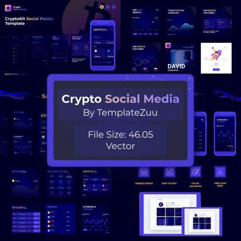01 Crypto Social Media 1100x1100 1