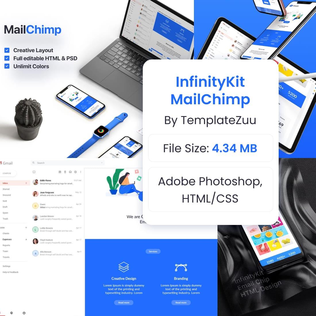 InfinityKit MailChimp by MasterBundles.