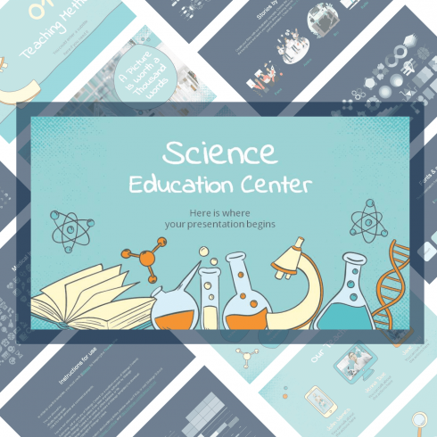 Science Education Center main cover.