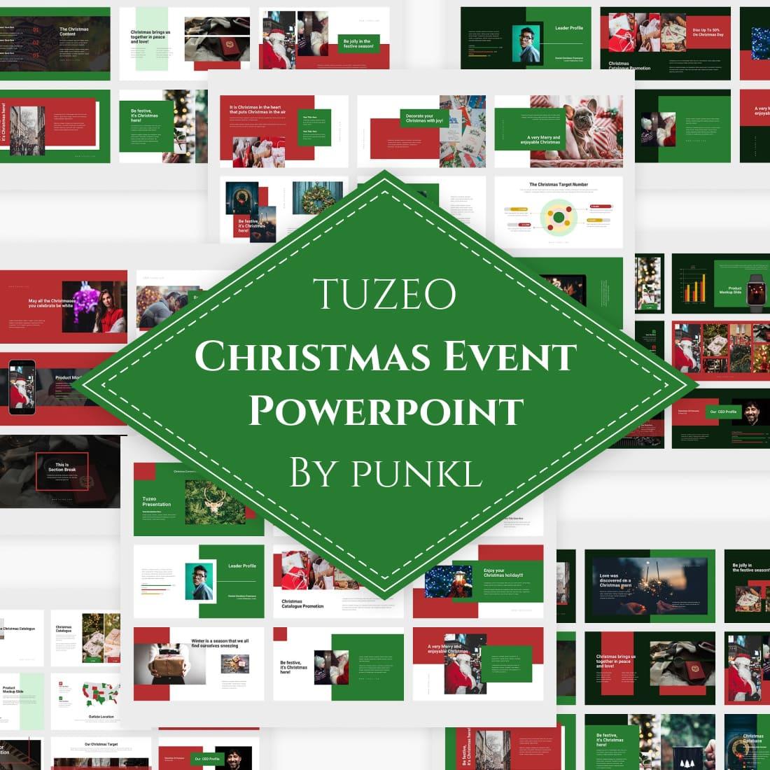 01 Tuzeo Christmas Event Powerpoint 1100x1100 1