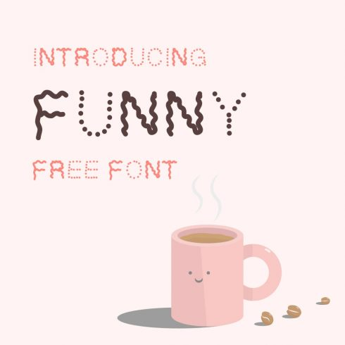 Introducing preview for Free fun font by MasterBundles.