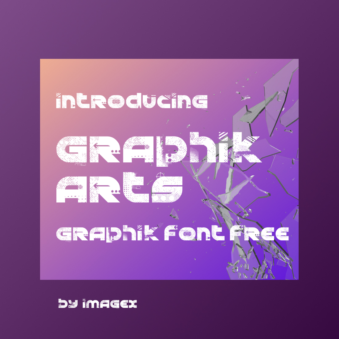 Main cover preview for graphik font free by MasterBundles.
