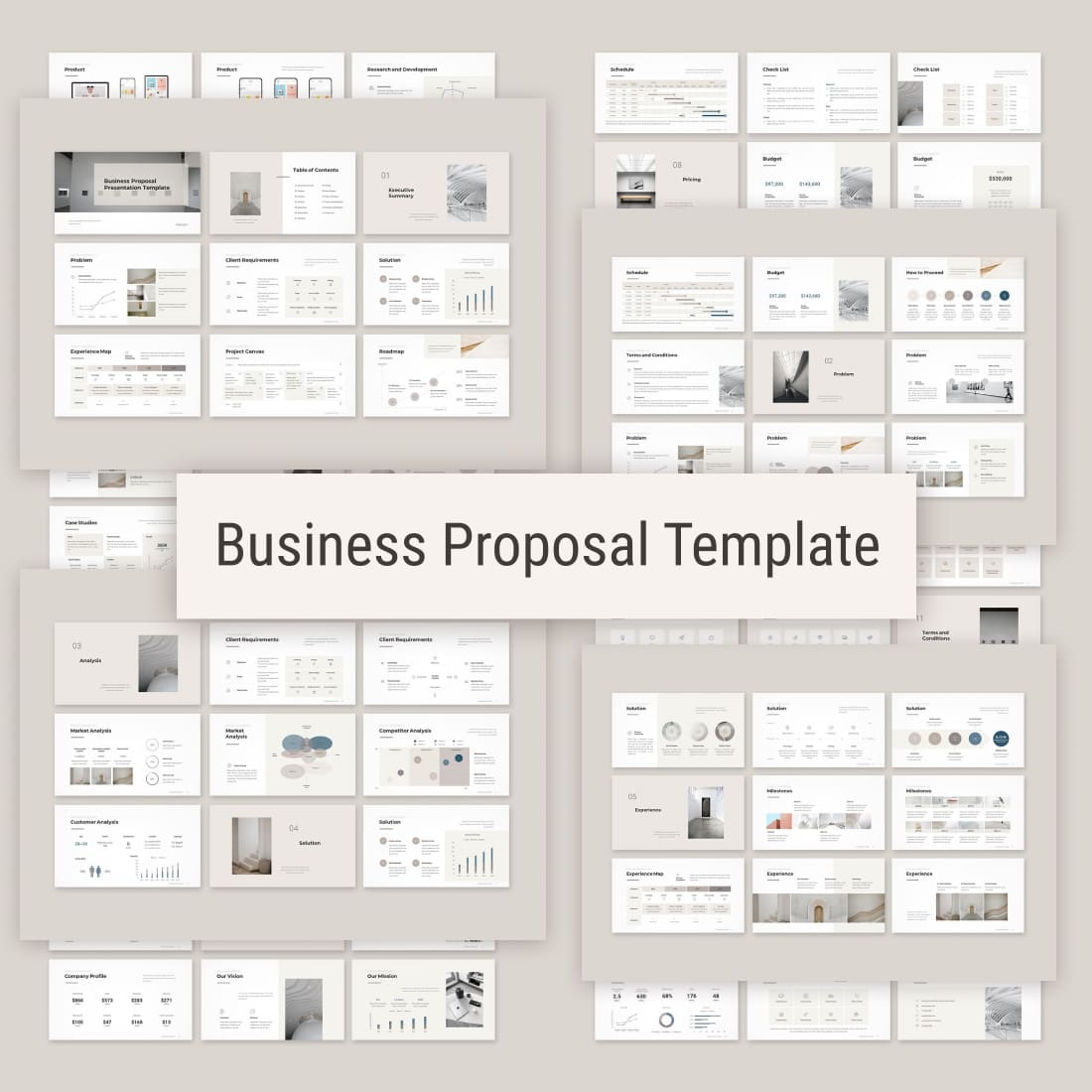 Business Proposal Template 2021.