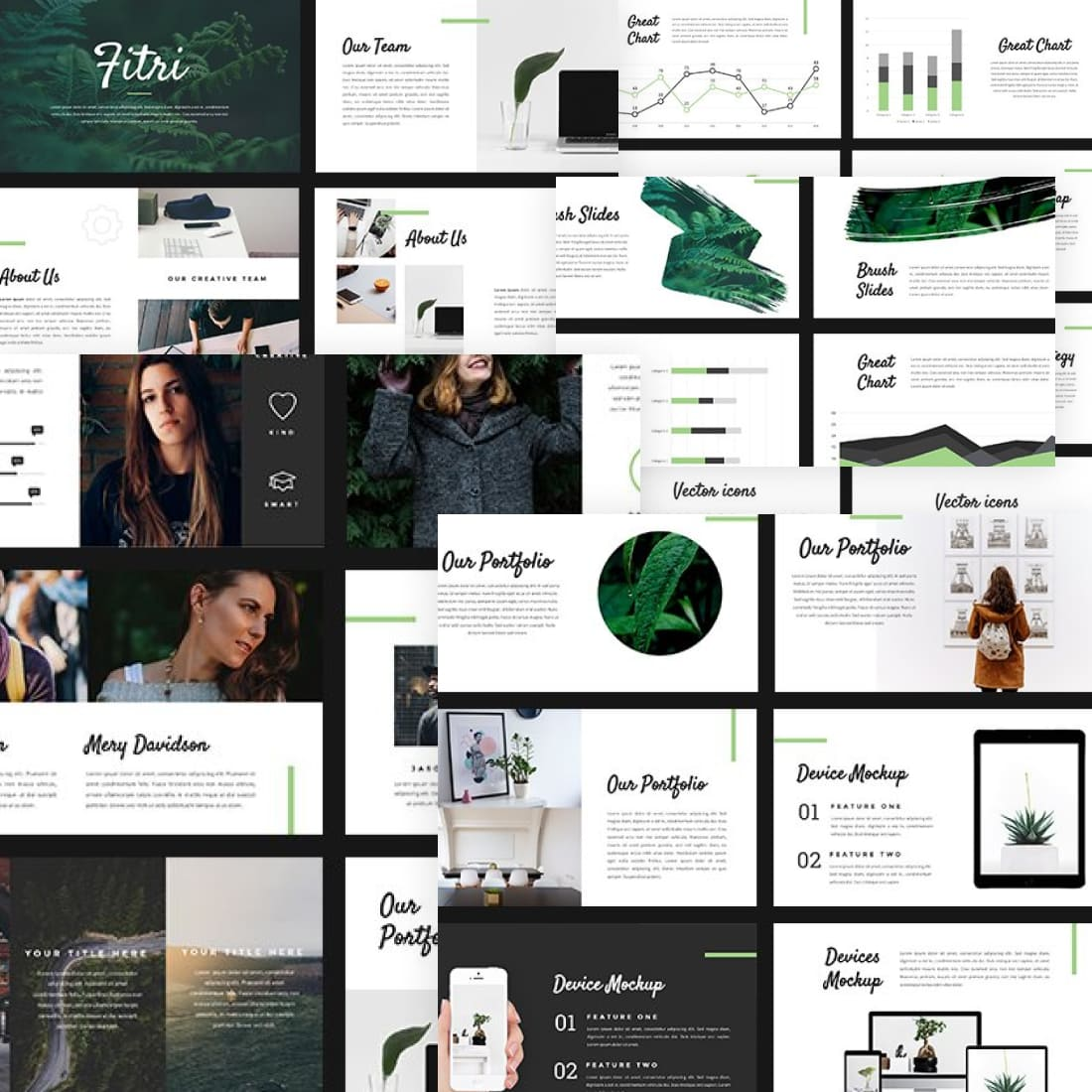 02 Fitri Creative PowerPoint Template 1100x1100 1