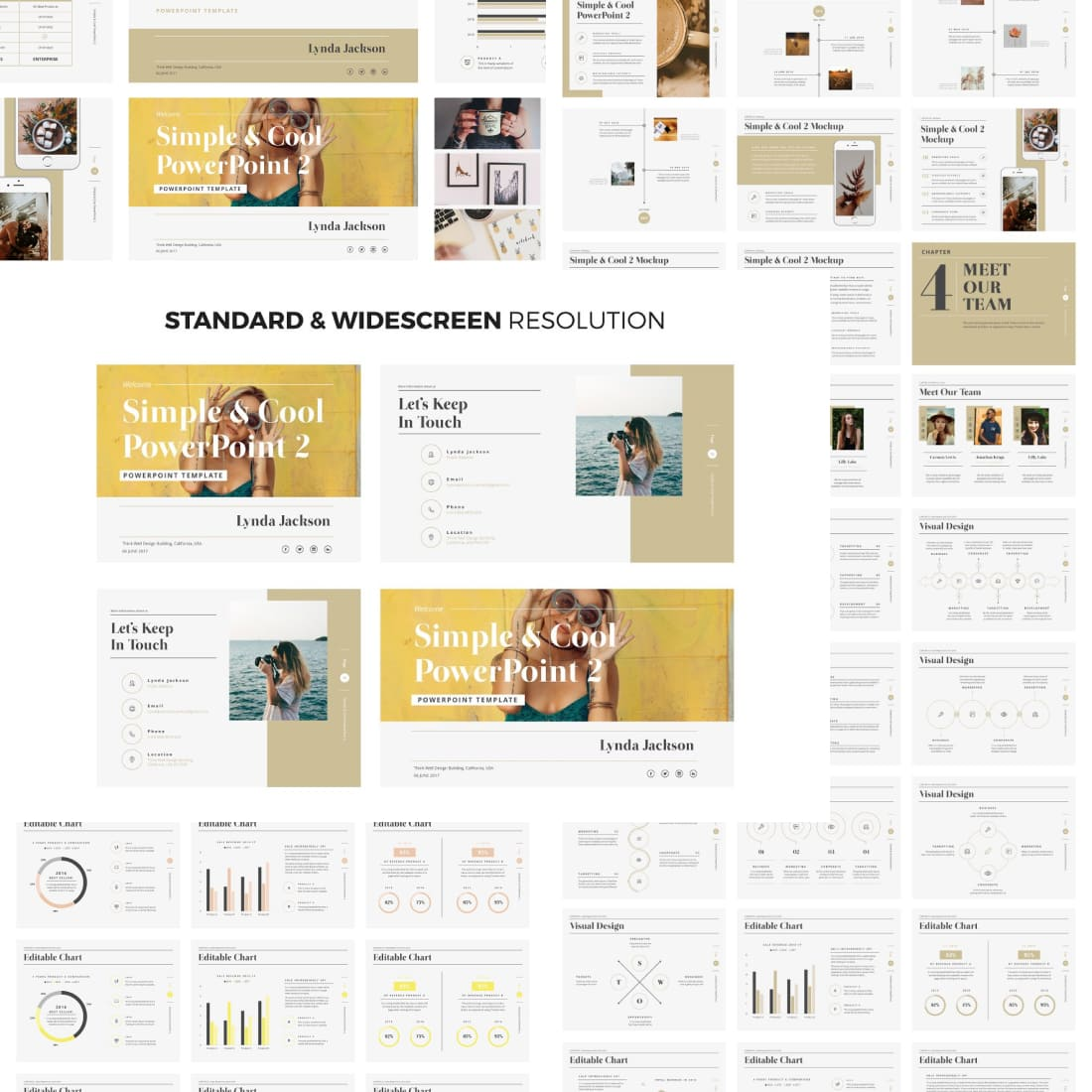 02 Simple Cool PowerPoint Template 2 1100x1100 1