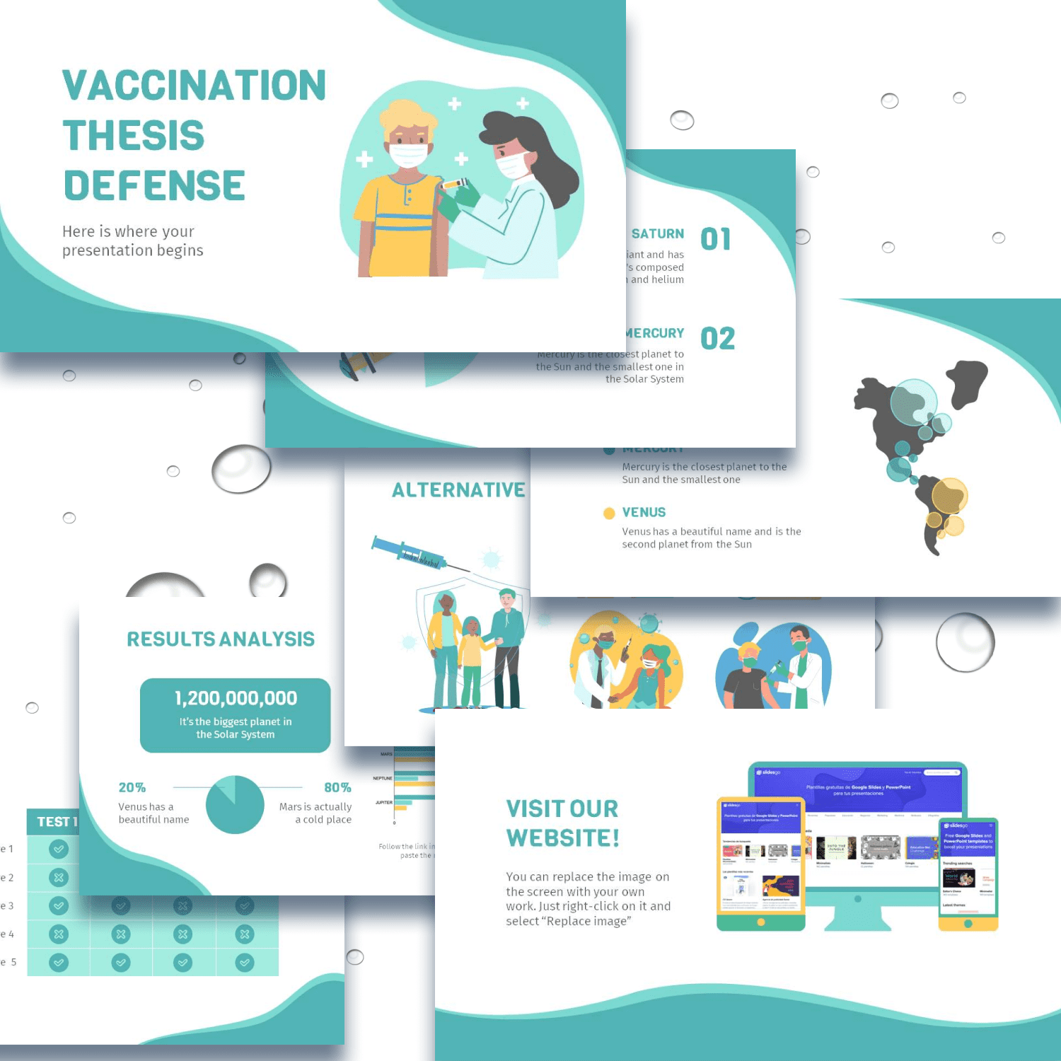 Vaccination Thesis Defense.