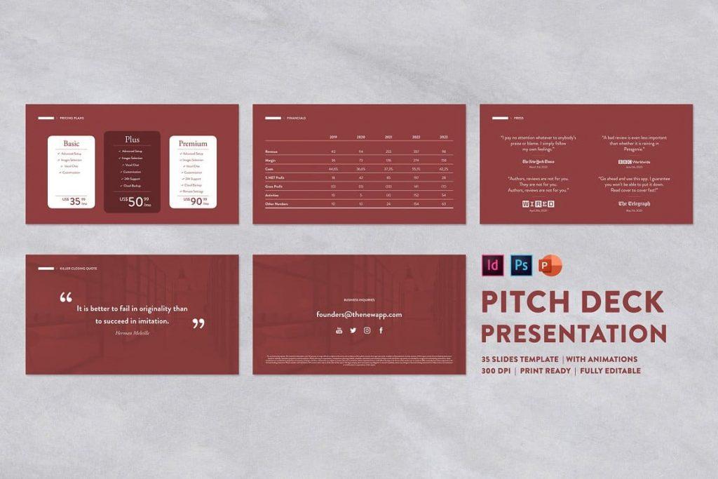 Final Slides Pitch Deck Powerpoint Presentation.