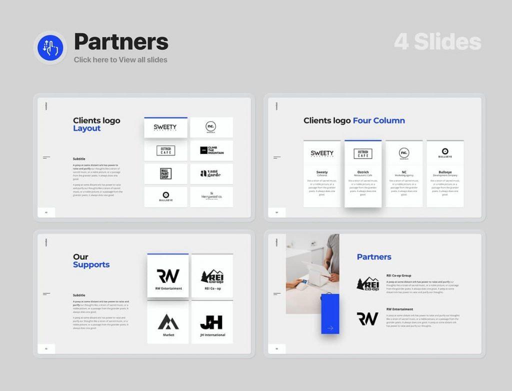 4 Slides Partners Voodoo Presentation 4.0.