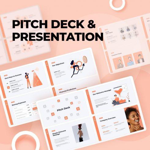 Pitch Deck & Presentation V3.0 by MasterBundles.