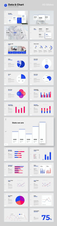 40 Slides Data and Chart Voodoo Presentation 4.0.