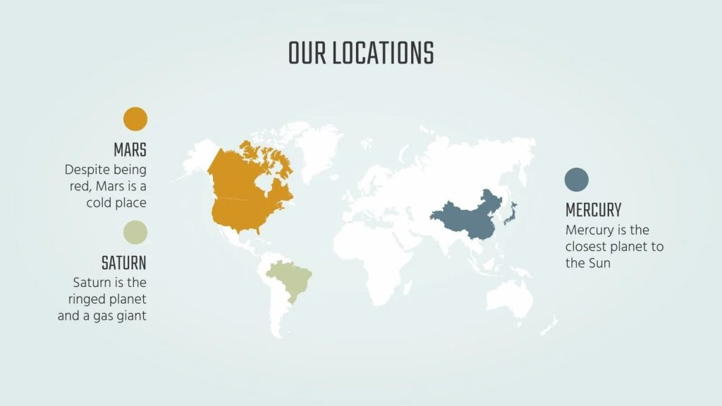 OUR location.