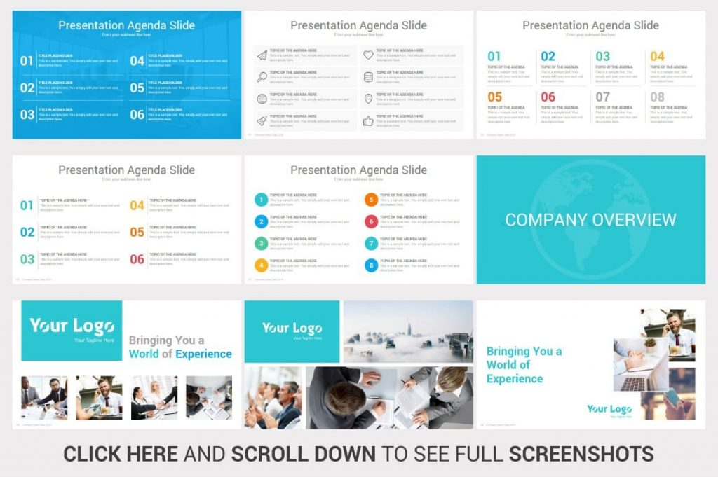 Company Overview Investors PowerPoint Pitch Decks.