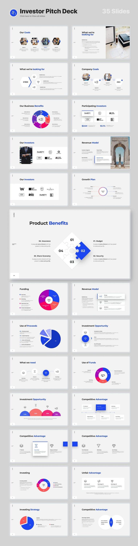 35 Slides Investor Pitch Deck Voodoo Presentation 4.0.