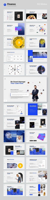 Slide Preview Finance Voodoo Presentation 4.0.