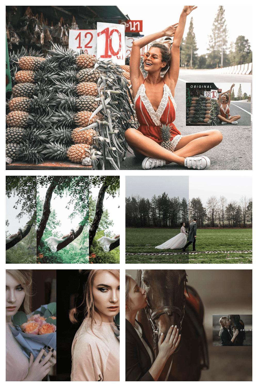 2000+ Lightroom Presets Bundle SALE - MasterBundles - Pinterest Collage Image.