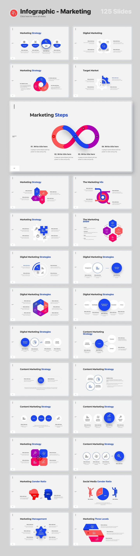 Preview Slides Infographic - Marketing Voodoo Presentation 4.0.