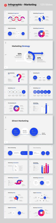 Slides Infographics - Marketing Voodoo Presentation 4.0.