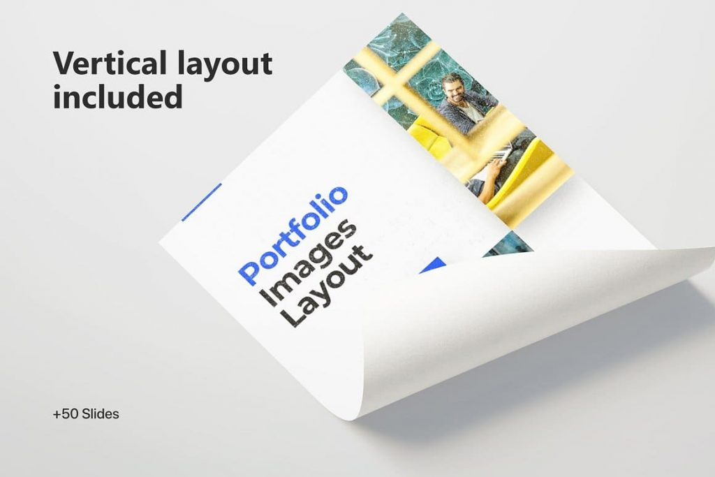 Vertical Layout Included Voodoo Presentation 4.0.